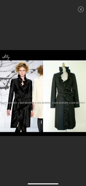 Milly of New York Trench Coat Image 1