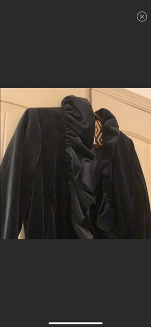 Milly of New York Trench Coat Image 3