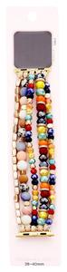 Other Apple Watch Pre-Layered Bead Stretch Strap Band