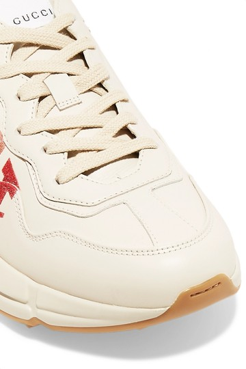 Gucci Leather Sneaker Athletic Image 4