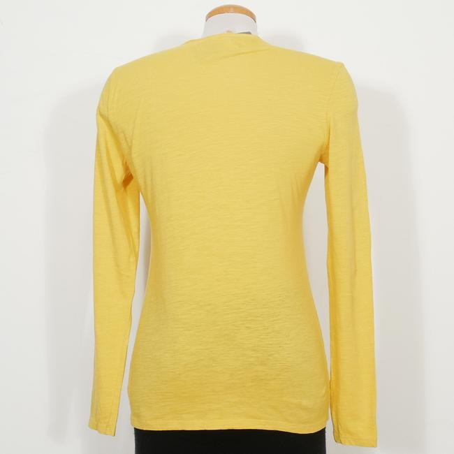 Eileen Fisher Top Candlelight Yellow Image 1