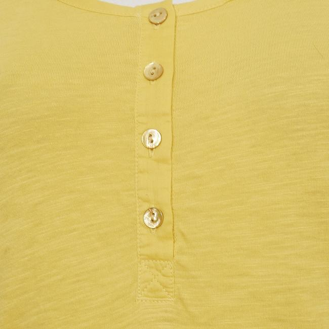Eileen Fisher Top Candlelight Yellow Image 2