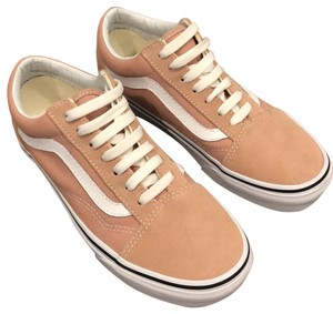 Vans Blush Pink Athletic