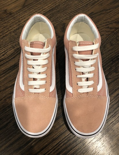 Vans Blush Pink Athletic Image 1