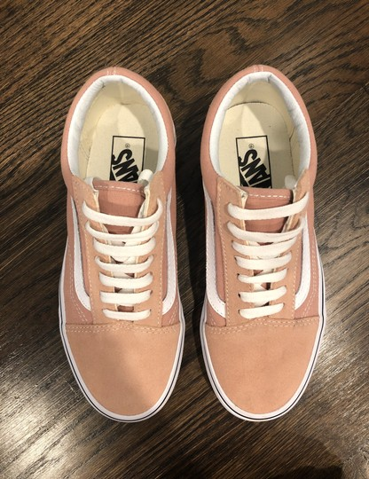 Vans Blush Pink Athletic Image 2