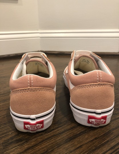Vans Blush Pink Athletic Image 3