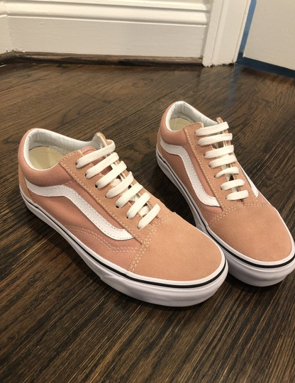 Vans Blush Pink Athletic Image 5