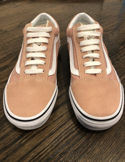 Vans Blush Pink Athletic Image 9