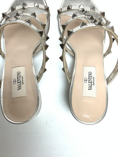 Valentino Gold Sandals Image 5
