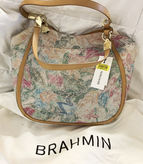 Brahmin Leather Shoulder Bag Image 2