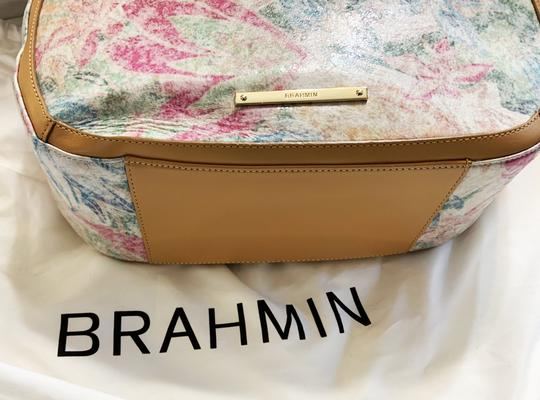 Brahmin Leather Shoulder Bag Image 3