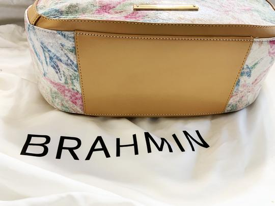 Brahmin Leather Shoulder Bag Image 4