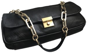 DKNY Leather Shoulder Bag