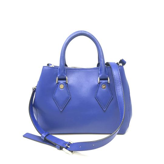 Preload https://img-static.tradesy.com/item/25765208/dvf-tan-iggy-saddle-cross-body-women-s-blue-leather-tote-0-0-540-540.jpg