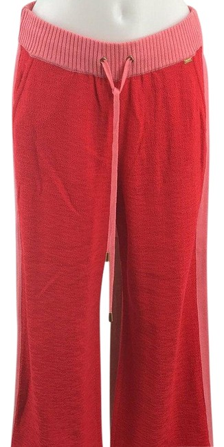 Preload https://img-static.tradesy.com/item/25765265/st-john-red-and-pink-knit-small-pants-size-4-s-27-0-1-650-650.jpg