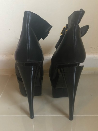Versace Collection black Boots Image 1
