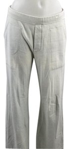 Helmut Lang Relaxed Pants White