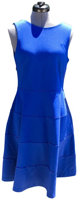 Preload https://img-static.tradesy.com/item/25765295/felicity-and-coco-cobalt-blue-ponte-fit-and-flare-mid-length-night-out-dress-size-12-l-0-1-650-650.jpg