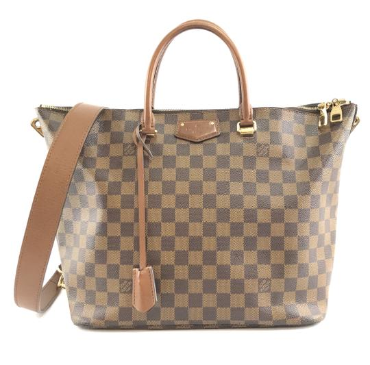 Preload https://img-static.tradesy.com/item/25765322/louis-vuitton-tote-belmont-31503-with-strap-top-zip-zipper-brown-damier-ebene-canvas-shoulder-bag-0-1-540-540.jpg