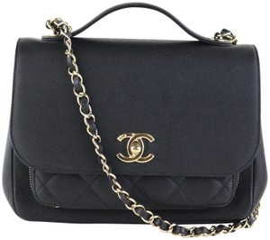 Chanel Business Business Affinity Ba Flap Business Cross Body Bag
