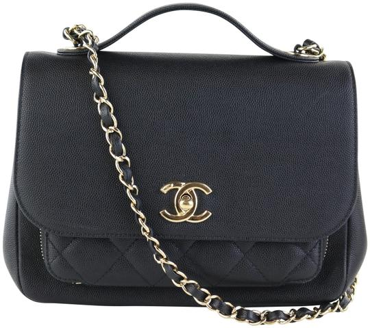 Preload https://img-static.tradesy.com/item/25765326/chanel-classic-flap-business-affinity-quilted-small-black-caviar-cross-body-bag-0-1-540-540.jpg