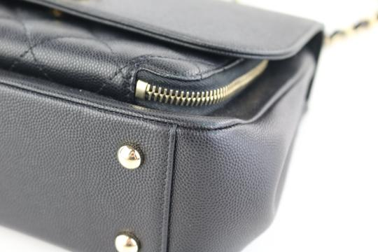Chanel Business Business Affinity Ba Flap Business Cross Body Bag Image 10