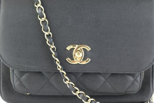 Chanel Business Business Affinity Ba Flap Business Cross Body Bag Image 11