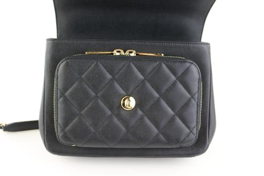 Chanel Business Business Affinity Ba Flap Business Cross Body Bag Image 4