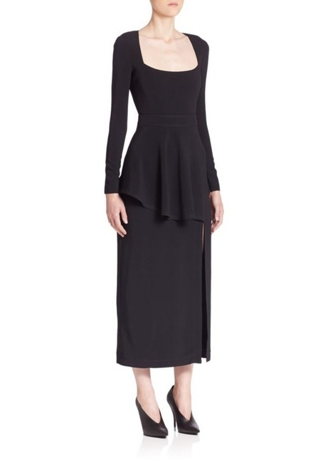 Preload https://img-static.tradesy.com/item/25765352/stella-mccartney-black-long-sleeve-stretch-cady-midi-long-formal-dress-size-6-s-0-0-650-650.jpg