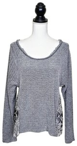 Urban Outfitters Distressed Cutout Sweater