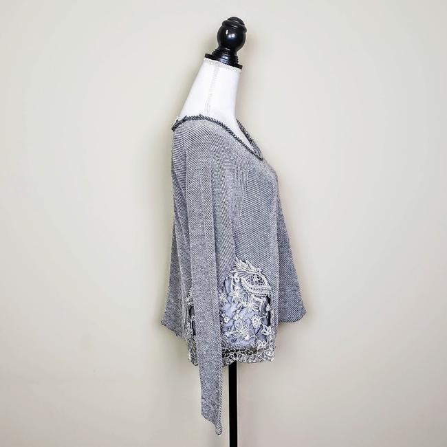 Urban Outfitters Distressed Cutout Sweater Image 2