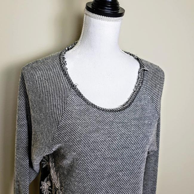 Urban Outfitters Distressed Cutout Sweater Image 4