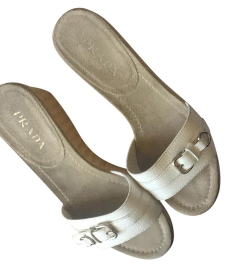 Preload https://img-static.tradesy.com/item/25765551/prada-white-slides-wedges-sandals-size-us-75-regular-m-b-0-1-540-540.jpg