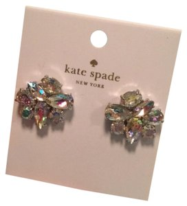 Kate Spade NWT Kate Spade Iridescent cluster earrings