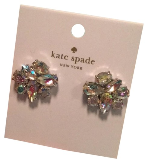 Preload https://img-static.tradesy.com/item/25765570/kate-spade-iridescent-cluster-earrings-0-1-540-540.jpg