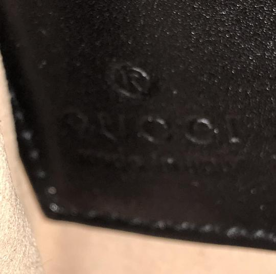 Gucci Marmont Ghost Gg Long Chain Cross Body Bag Image 6
