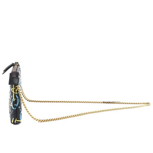 Gucci Marmont Ghost Gg Long Chain Cross Body Bag Image 9