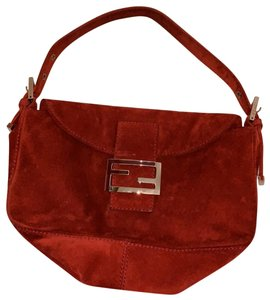 9bfa9ac7b6ad Red Fendi Baguettes - Up to 70% off at Tradesy