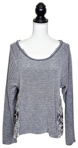 Urban Outfitters Boho Longsleeve Distressed Cutout Sweater