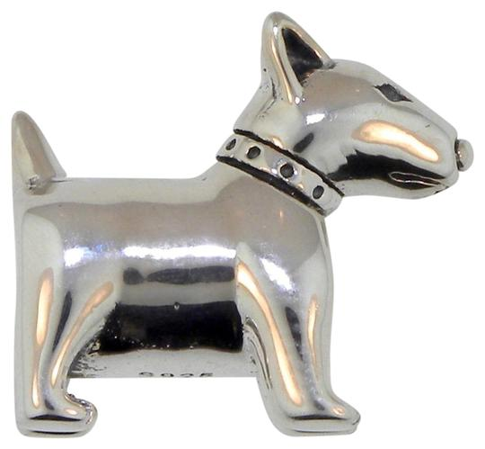 Other Sterling Silver English Bull Terrier Charm Image 0