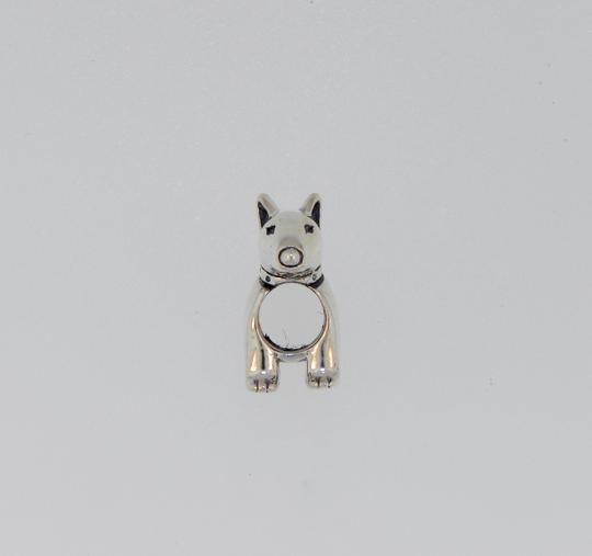 Other Sterling Silver English Bull Terrier Charm Image 2
