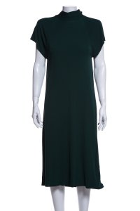 Rosetta Getty short dress Green on Tradesy