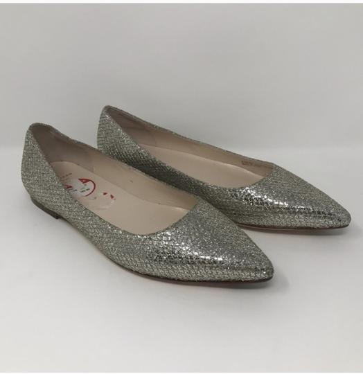 Cole Haan Gold and Silver Flats Image 1