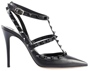 Valentino Sw2s0393vb8 Garavani Black Pumps