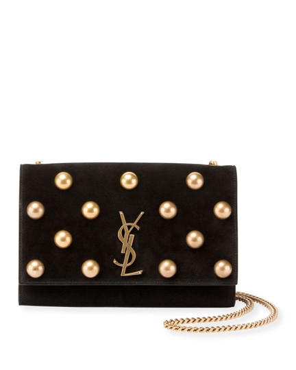 Preload https://img-static.tradesy.com/item/25766778/saint-laurent-monogram-kate-monogram-ysl-medium-dome-stud-black-suede-leather-cross-body-bag-0-0-540-540.jpg