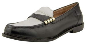 Cole Haan White and Black Formal