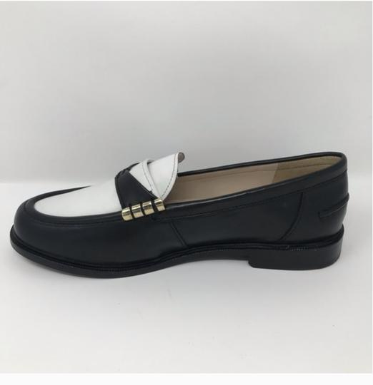 Cole Haan White and Black Formal Image 1