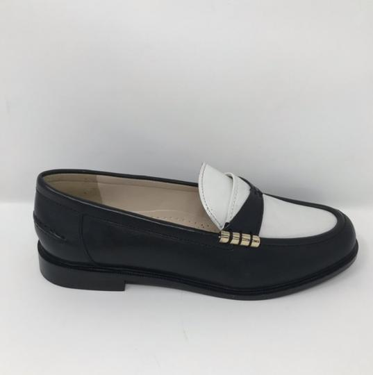 Cole Haan White and Black Formal Image 2