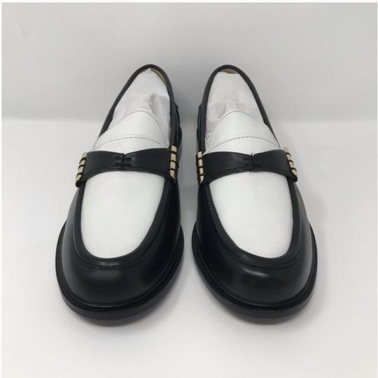Cole Haan White and Black Formal Image 4