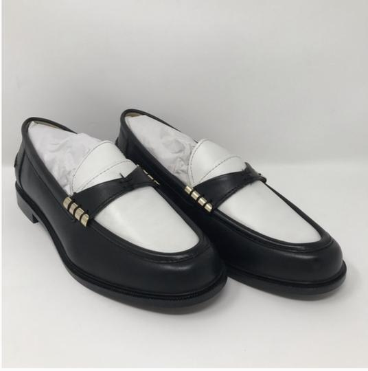 Cole Haan White and Black Formal Image 5